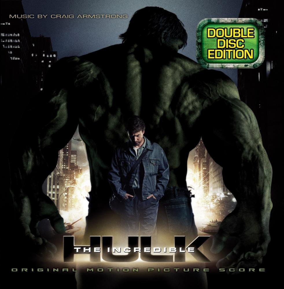 incroyable hulk bande originale soundtrack disney marvel