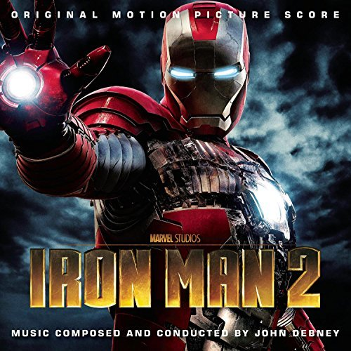 iron man 2 bande originale soundtrack disney marvel