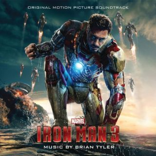 iron man 3 bande originale soundtrack disney marvel