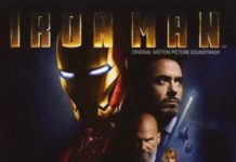 iron man bande originale soundtrack disney marvel