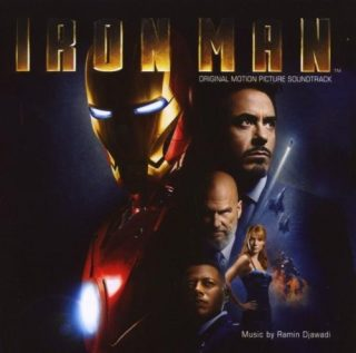 iron man bande originale soundtrack disney marvel