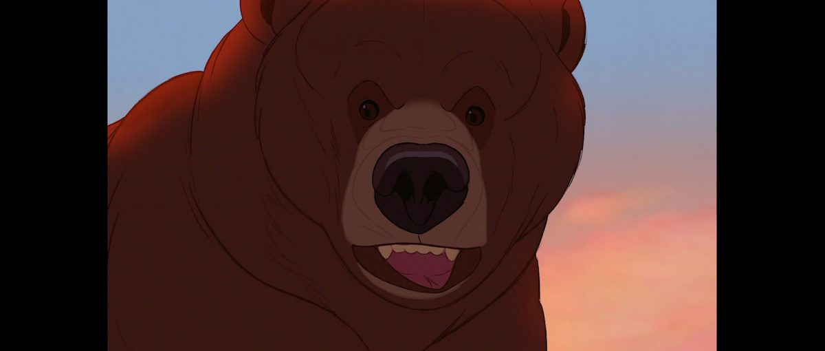 mere koda mother   personnage character frère ours brother bear disney