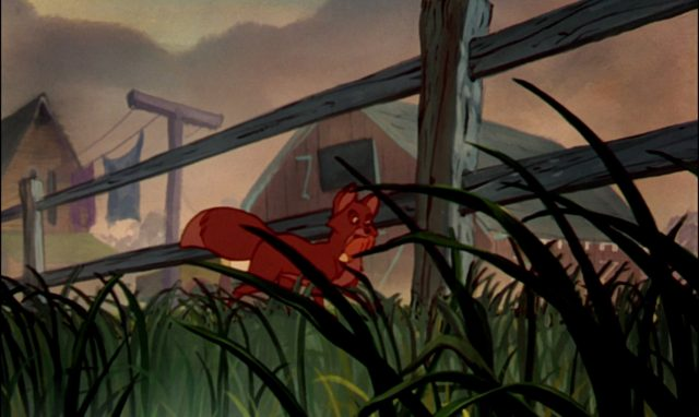 mere mother personnage rox rouky fox hound disney character