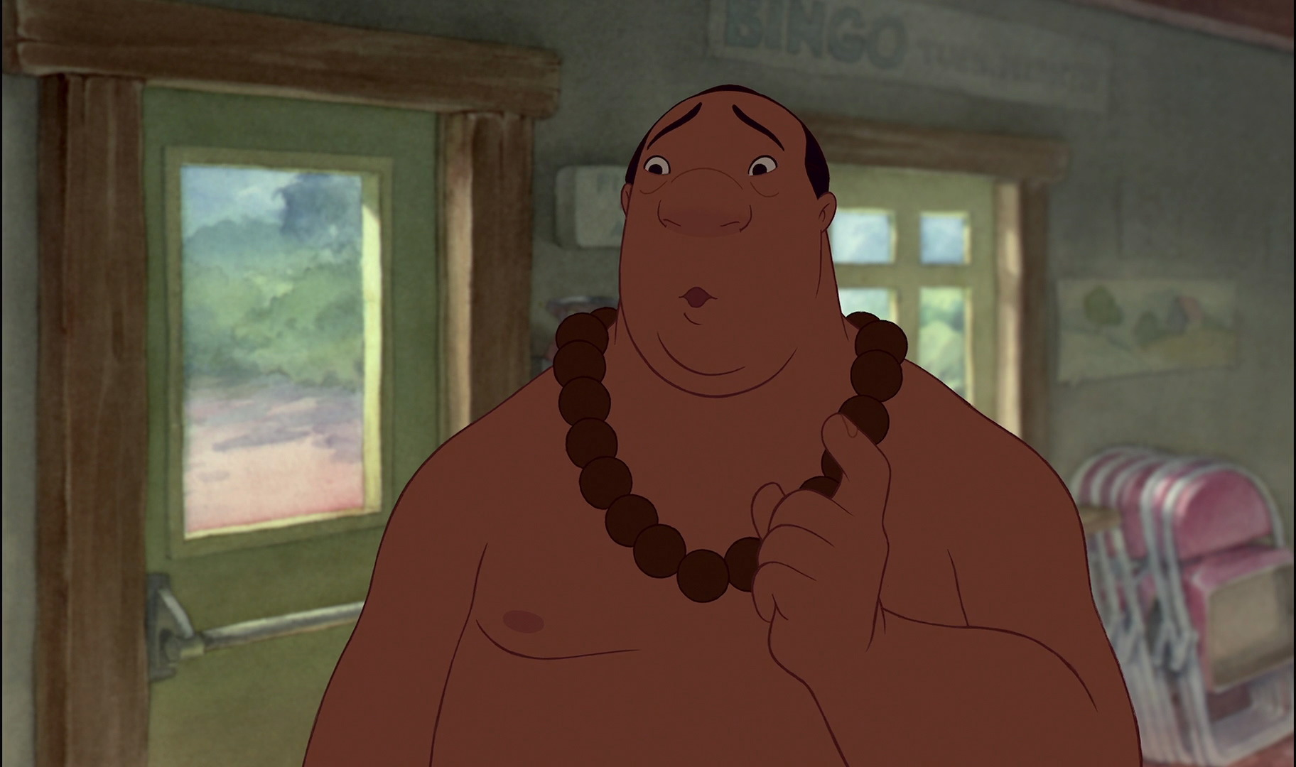 moses puloki personnage lilo stitch disney character