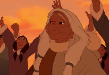 nanaka tanana mother personnage character frère ours brother bear disney
