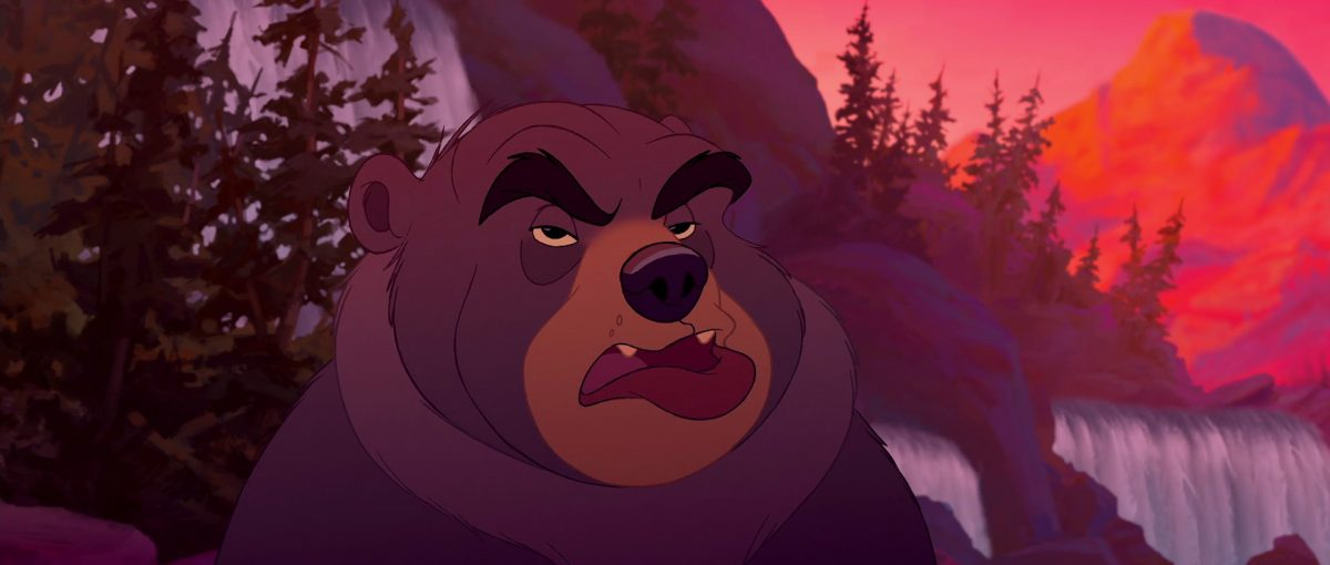 croate  personnage character frère ours brother bear disney