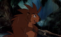 porc-epic porcupine personnage rox rouky fox hound disney character