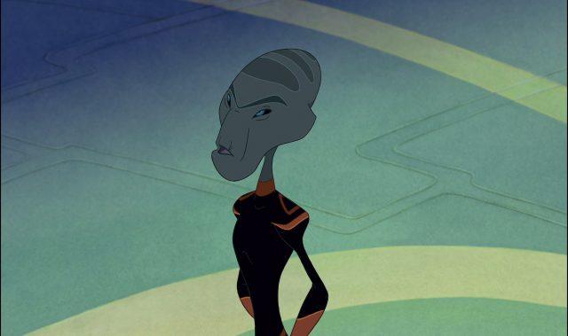 presidente grand conseil Grand Councilwoman personnage lilo stitch disney character
