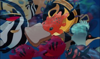 pudge personnage lilo stitch disney character