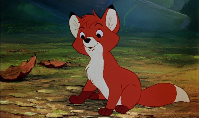 tod personnage rox rouky fox hound disney character