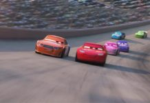 speedy comet personnage character disney pixar cars 3