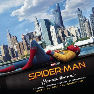 spider-man homecoming bande originale soundtrack disney marvel