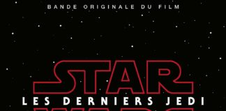 bande originale soundtracl star wars 8 derniers last jedi disney lucasfilm