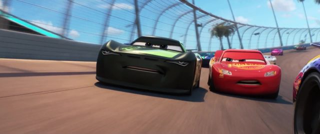 steve lapage personnage character disney pixar cars 3