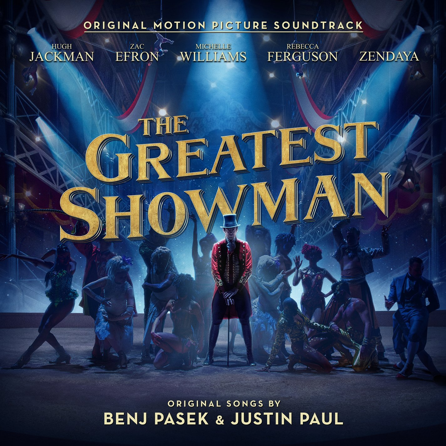the greatest showman bande originale soundtrack disney fox