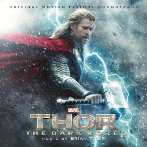 thor monde tenebres dark world bande originale soundtrack disney marvel