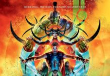 thor ragnarok bande originale soundtrack disney marvel