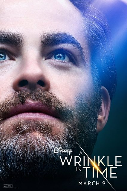 Affiche Poster Raccourci temps wrinkle time disney