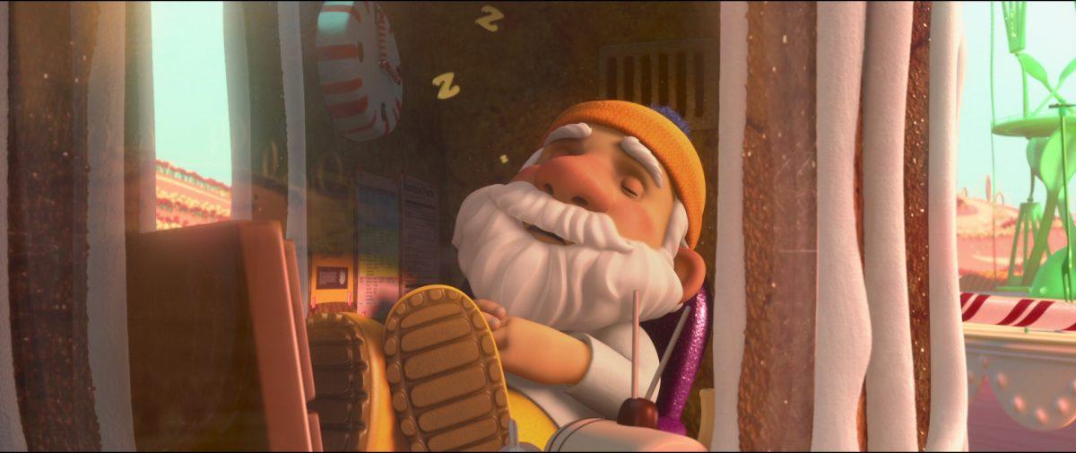 beard papa   personnage mondes ralph wreck it character disney