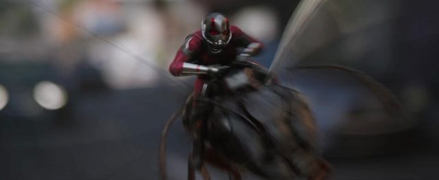 Capture Ant-Man Guêpe Poster Wasp Disney Marvel