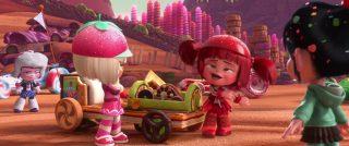 carlotta bling bling  Jubileena Bing-Bing  personnage mondes ralph wreck it character disney