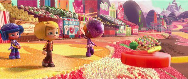 citrusella flugpucker  personnage mondes ralph wreck it character disney
