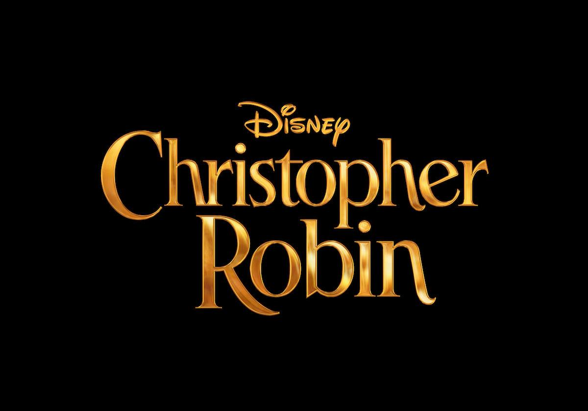 logo christopher robin disney