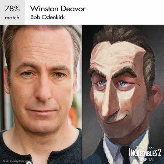 winston deavor personnage indestructible character incredibles 2 disney pixar