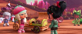 suzette alanis Minty Zaki  personnage mondes ralph wreck it character disney