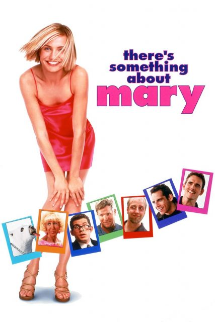 Affiche Poster mary tout prix something disney fox