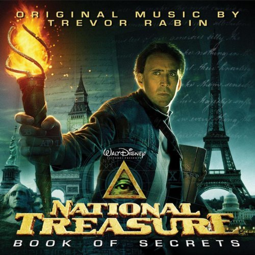 benjamin gates livre secret book disney soundtrack bande originale