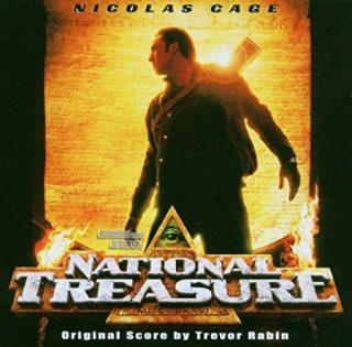 benjamin gates tresor templier national treasure disney  soundtrack bande originale