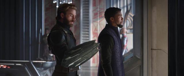 capture avengers infinity war disney marvel