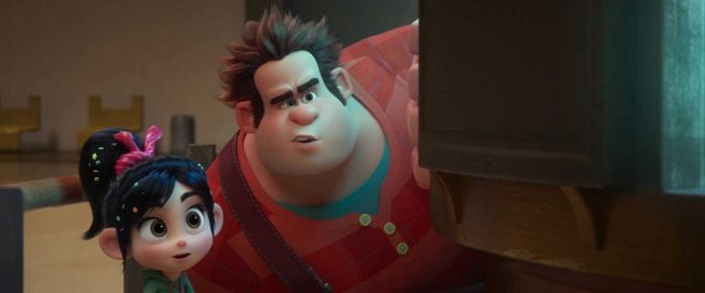 capture ralph 2 conquete web wreck it disney