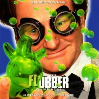 flubber bande originale soundtrack ost disney