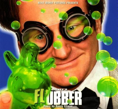 flubber bande originale soundtrack ost disney