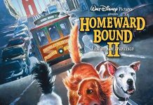 incroyable voyage 2 san francisco homeward bound incredible journey bande originale soundtrack ost disney