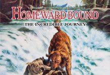 incroyable voyage homeward bound incredible journey bande originale soundtrack ost disney