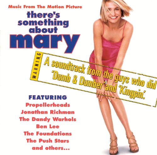 mary tout prix something soundtrack bande originale disney fox