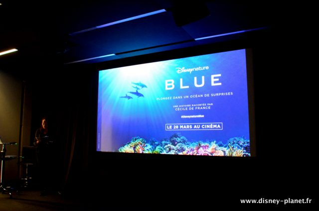 Masterclass Blue Disney Nature