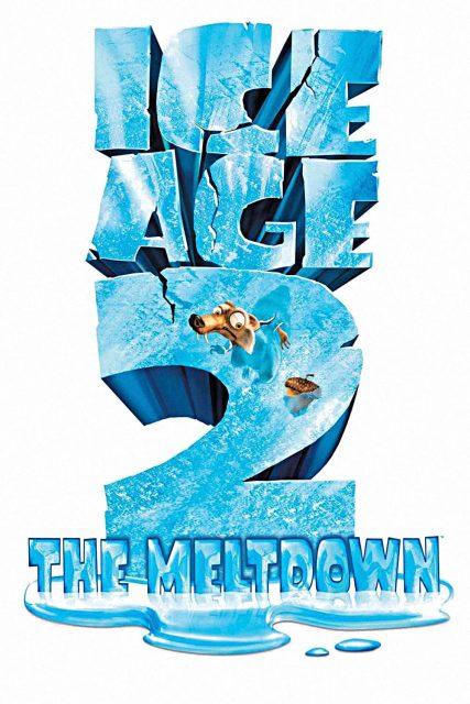 Affiche Poster age glace 2 ice meltdown disney fox blue sky