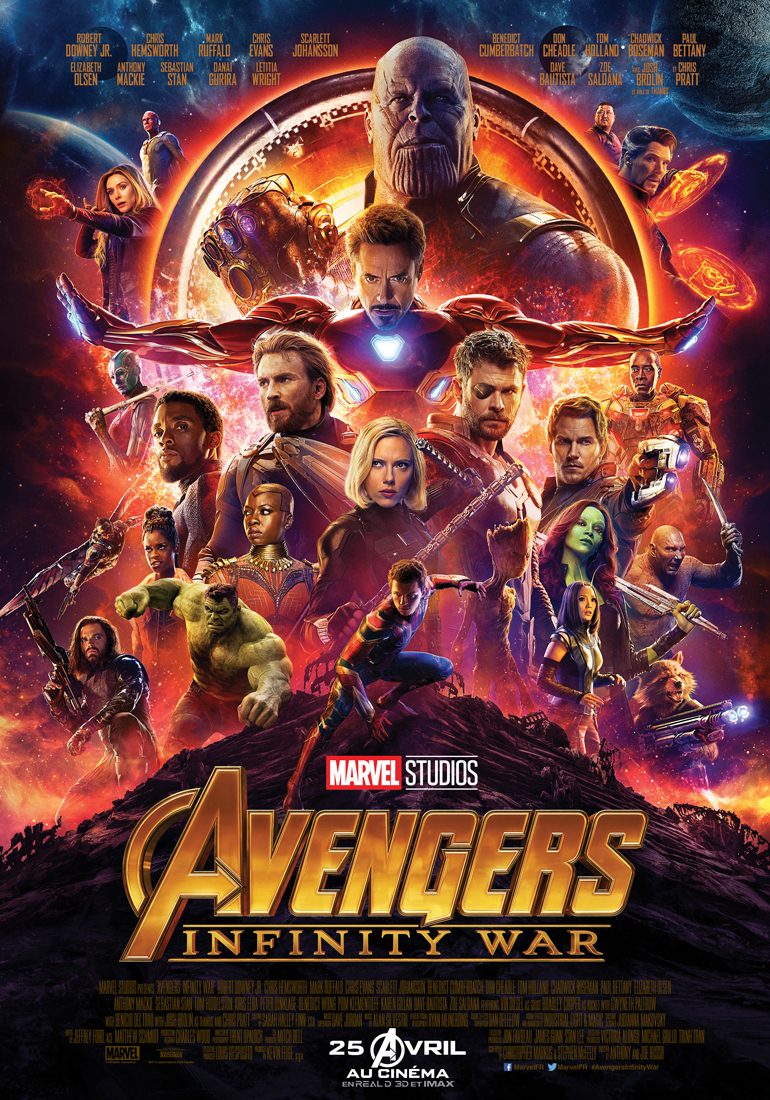 Infinity War Streaming