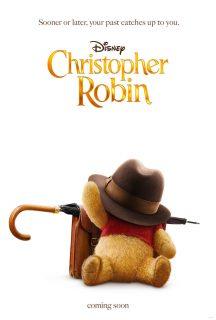 Affiche Poster Christopher Robin Disney