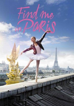 Affiche Poster lena reve etoile find me paris disney channel