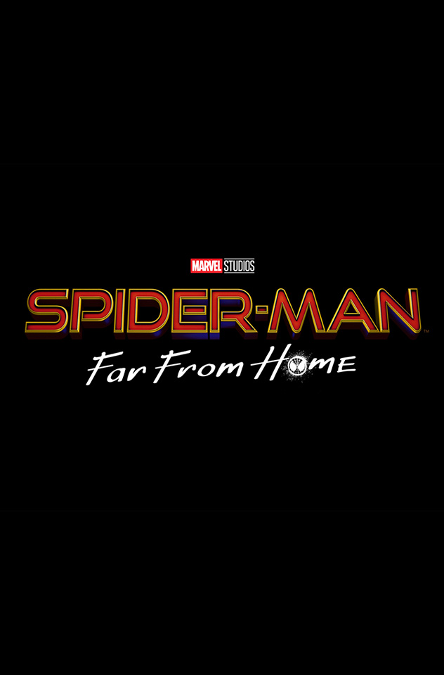 Affiche poster spider man far from home disney marvel