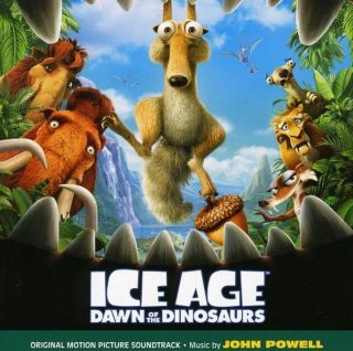 age glace 3 temps dinosaurs dawn, bande originale soundtrack ost disney fox blue sky