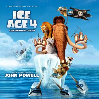 age glace 4 derive continent ice drift bande originale soundtrack ost disney fox blue sky