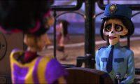 agent départ departure personnage character coco disney pixar