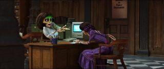agent regroupement familial personnage character coco disney pixar