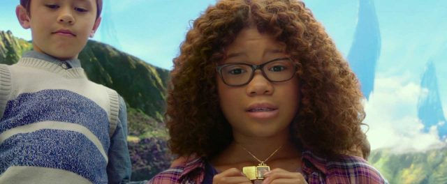 capture raccourci temps wrinkle time disney